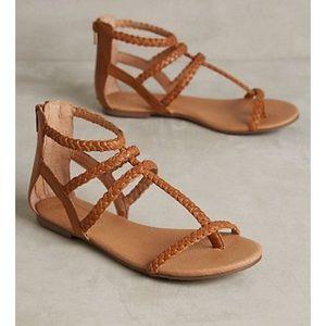 Corso Como Sandals Gladiator 8.5